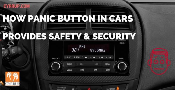 Panic Button Car