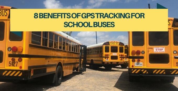 Benefits of GPS Tracking for School Buses