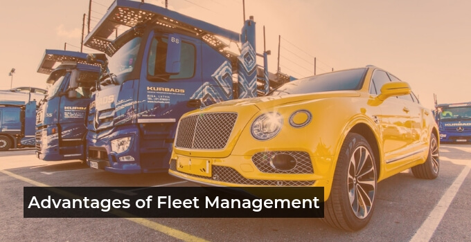 Advantages of Fleet Management